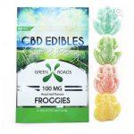 100 mg Sweet Froggies