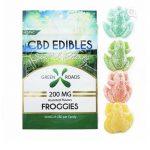 200 mg sweet froggies