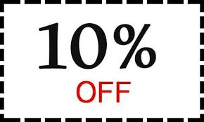 10% Off 3
